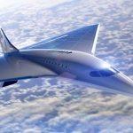 Virgin Galactic dévoile son avion supersonique